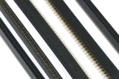 5 Pieces 2x40 Female Pin Header 2.54mm Pitch 80Pin