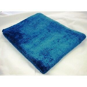 Mammoth Infinity Edgeless Buffing Cloth -  Super Soft Microfibre Detailing Towel