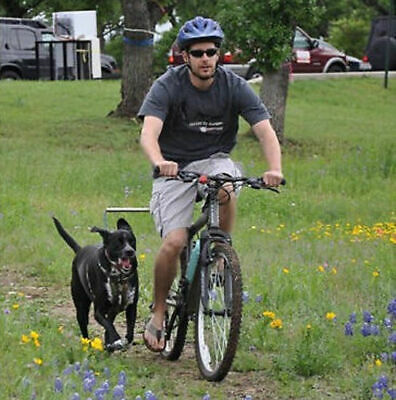 Hands Free Dog Leash - Bike with your Dog by your side - Cycle Leash - Walky Run