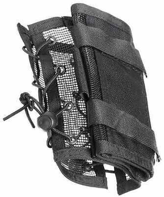 MFH Explorer Arm Map Pouch for Hiking Airsoft Military Hunting Black