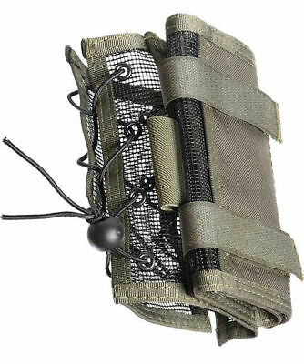 MFH Explorer Arm Map Pouch for Hiking Airsoft Military Hunting Olive OD