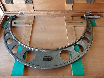 Mitutoyo 450 to 475 mm micrometer, no 5271413