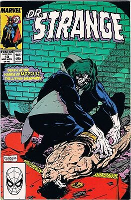 DR. Strange #10 (1989) Marvel Comics