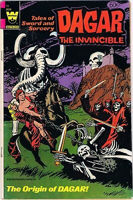Dagar the Invincible #19 (1972) Whitman Comics