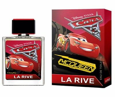 (25,98€/100ml) LA RIVE DISNEY CARS Eau de Toilette EDT 50 ML KINDER