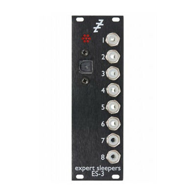 Expert Sleepers ES-3 Eurorack ADAT Lightpipe/CV Interface (MK4)