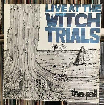 The Fall ~ Live At The Witch Trails ~ Uk 1St Press ~ Step Forward ~ Nm