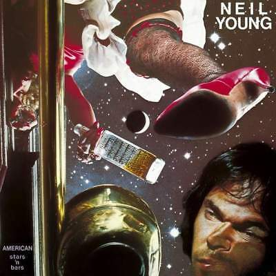LP: Neil Young - American Stars n' Bars - Reprise Records - 551992-1