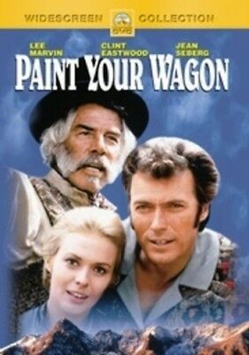 Paint Your Wagon (2017, DVD NUOVO) (REGIONE 1)