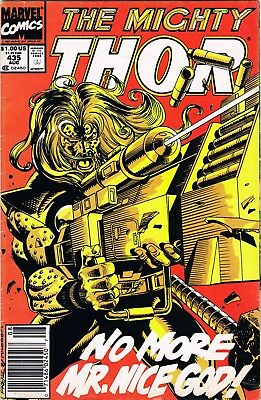 The Mighty Thor #435 (1991) Marvel Comics