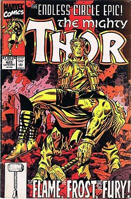 The Mighty Thor #425 (1990) Marvel Comics