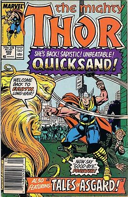 The Mighty Thor #402 (1989) Marvel Comics