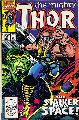 The Mighty Thor #417 (1990) Marvel Comics