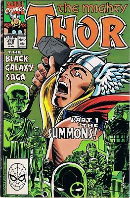 The Mighty Thor #419 (1990) Marvel Comics