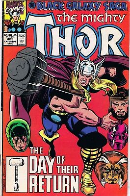The Mighty Thor #423 (1990) Marvel Comics
