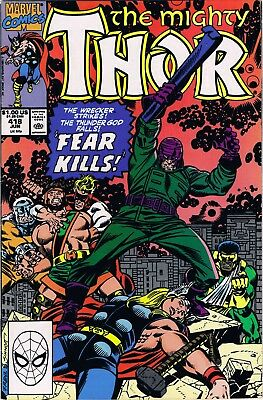 The Mighty Thor #418 (1990) Marvel Comics