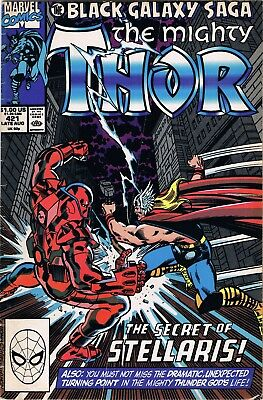 The Mighty Thor #421 (1990) Marvel Comics