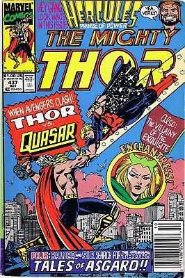 The Mighty Thor #437 (1991) Marvel Comics