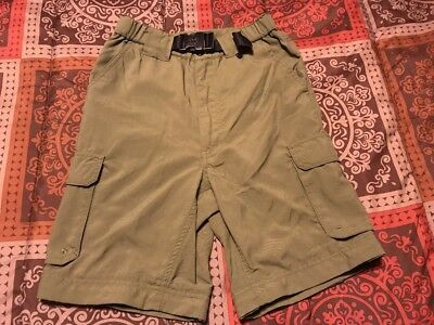BSA BOY SCOUTS of AMERICA Uniform Switchback SHORTS Only Youth MED Waist 30 ~ X