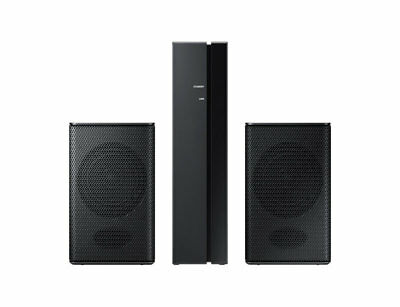 Samsung SWA-8500S/XY M Series Wireless Rear Speaker Kit with Wi-Fi Connectivity