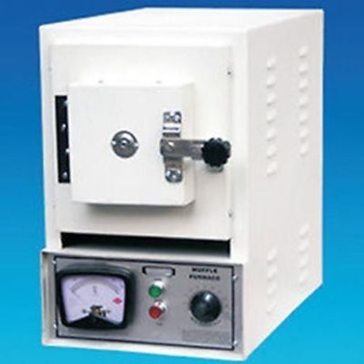 BEST QUALITY Rectangular Muffle Furnace 9x4x4 for Research'UNILAB' FREE SHIPPING