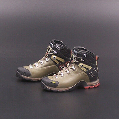 "1/6 Scale Climbing Boots Navy Seals Hiking Shoes for 12"" Hot Toys Action Figure"