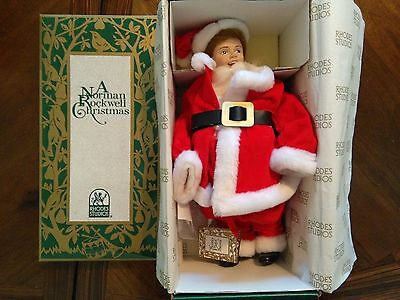 Scotty Plays Santa, A Norman Rockwell Christmas, In Original Box