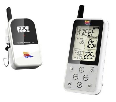 Maverick ET-733 Wireless Barbecue Funk-Thermometer Set, weiß (56,39€/1Stk)