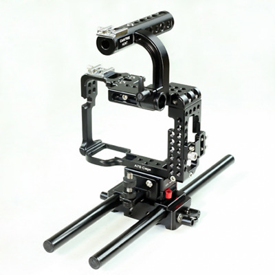 Camtree Hunt Baseplate Cage With Top Handle For Sony A7S (CH-A7S-C)