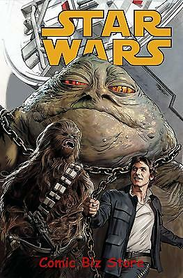 Star Wars #35 (2017) Marvel 1St Printing Bagged & Boarded