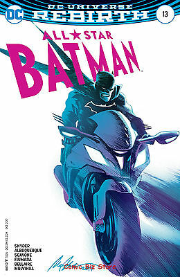 All Star Batman #13 (2017) 1St Print Albuquerque Variant Cvr Dc Universe Rebirth
