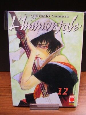 L' Immortale Volume 12  Prima Edizione  Planet Manga