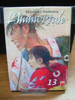 L' Immortale Volume 13  Prima Edizione  Planet Manga