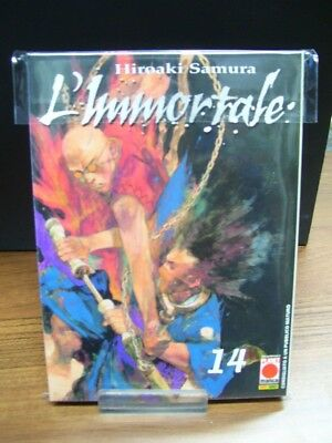 L' Immortale Volume 14  Prima Edizione  Planet Manga