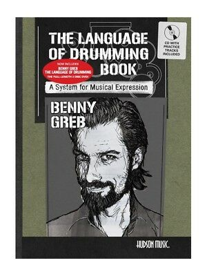 Benny Greb The Language of Drumming 2 DVDs Optional German Voiceover Track