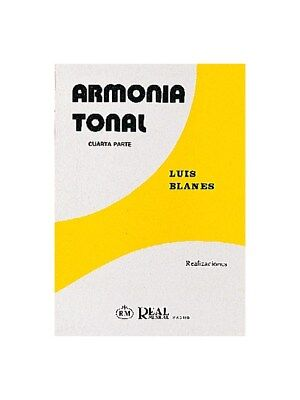 Armonía Tonal, 4 Realizaciones Learn to Play MUSIC BOOK All Instruments