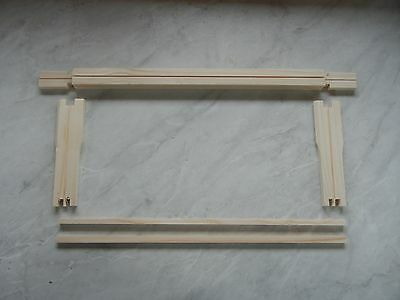 10 sn5 BS Bee Frames,  Fat Pack