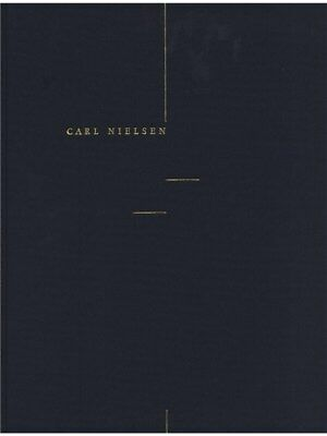 Carl Nielsen Songs Editorial Texts Learn to Play Present Gift MUSIC BOOK