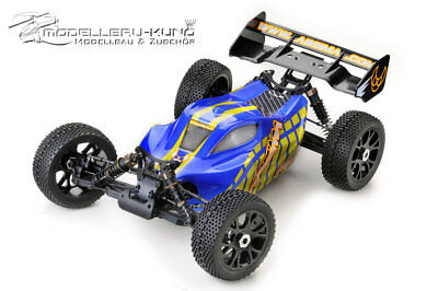 """Absima 13202 1:8 EP Buggy 4WD """"AB2.8BL"""" Brushless RTR Allrad Offroad"""