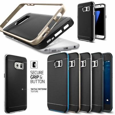 Case Cover For Samsung Galaxy New Neo Hybrid Shockproof Hard Bumper S7 Edge