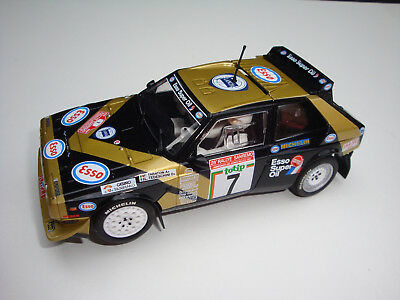C3490 New Unboxed Scalextric Lancia Delta S4-F.tabaton 1986 San Remo Rally