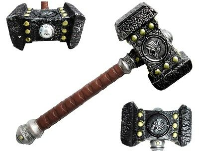 World of Warcraft Thrall's Doom  Foam Hammer Limited  Cosplay