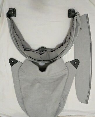 Stokke Carry Cot Canopy Apron Fabrics & Visor For Trailz And Crusi