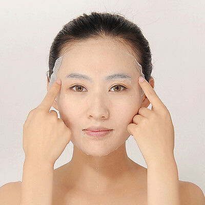 100pcs Skin Care Facial Compressed Mask Paper Make Up Beauty Easy DIY Home