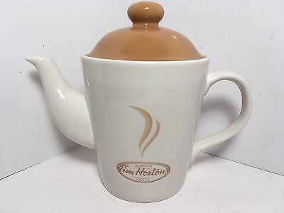 Tim Horton's Always Fresh Classic Tea Pot 20oz Dining Serving