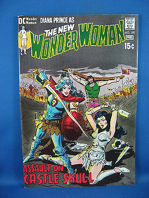 Wonder Woman 192 Vf Nm 1969