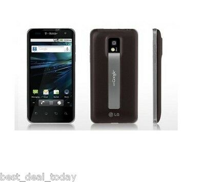 LG G2X P999- 8GB - Black Brown (Unlocked) Smartphone Cell Phone AT&T T-Mobile