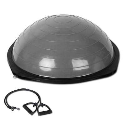 NEW BOSU Trainer Ball with Resistance Bands i.Life Fitness - Gym Equipment