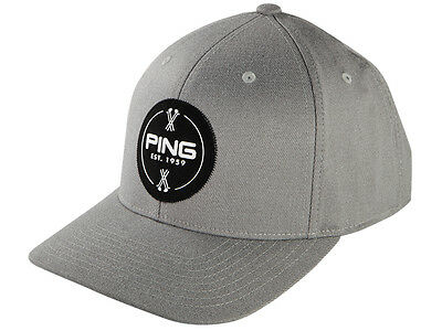 Ping Patch Cap - Light Grey