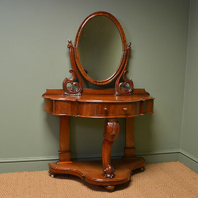 Beautiful Victorian Mahogany Duchess Antique Dressing Table